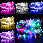 Waterproof 20M/30M/50M/100M Fairy String Light Multi-Action Effecting Outdoor