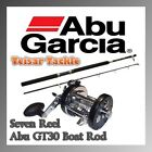Abu Garcia GT30 Boat Rod + Abu Seven Reel ideal for all types of boat fishing