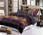 M128 Queen/King Size Bed Quilt/Doona/Duvet Cover Pillowcases Set New