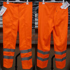 High Visibility Work Trousers – Wide Range of Sizes and Colours Available