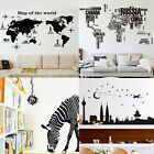 DIY Removable Wall Sticker Kids Room Mural Decal Mural Art Home Decor 4 Color
