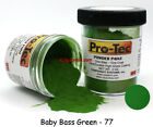 WORLD'S #1 JIG PAINT - PRO-TEC POWDER PAINT - ALL STANDARD COLORS - USA MADE!!!