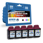 REMANUFACTURED KODAK 12A1970 & 12A1980 - 5 INK CARTRIDGE SUPER SAVER VALUEPACK