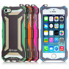 R JUST Gundam Solace Chroma Aluminum Metal Frame Case Cover for iPhone 4S 5S 6
