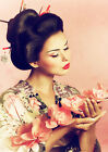Geisha Japanese A3 Poster, Various sizes from A3