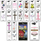 For LG Lucid 4G VS840 Art Beautiful Design Image PATTERN HARD Case Phone Cover