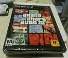 GRAND THEFT AUTO III 3 PS2 BLACK LABEL GAME SONY YFOLD FACTORY SEALED BRAND NEW