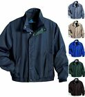 MENS LINED WIND & WATER RESISTANT, HEAVIER WIND JACKET, XS-4X 5X 6X & TALL LT-6T