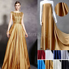 """1 Meter 22MM 100% Silk Charmeuse Fabric Clothing Sewing 45"""" Breadth"""