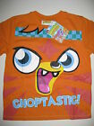 Boys official orange Katsuma Moshi Monsters t-shirt top age 7-8 and 9-10 BNWT
