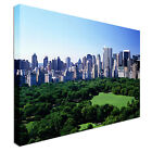 New York City central park Canvas Wall Art Print Large + Any Size