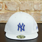 New Era 59 fifty 59/50 fitted New York Yankees Brand New Baseball Cap in Grey