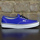 Vans Authentic Trainers Pumps New in box Spectrum Purple UK Size 3,4,5,6,7,8