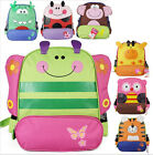 1 kids cartoon Fancey Animal toddlers Kindergarten School Bag Backpacks rucksack