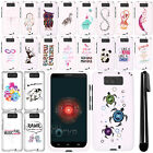 For Motorola Droid MAXX XT1080M Art Design PATTERN HARD Case Phone Cover + Pen