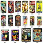 DC MARVEL COMIC BOOK COVER CASE FOR APPLE IPHONE IPOD AND IPAD No2