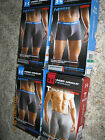 NWT Mens Under Armour Polyester Elastane Solid Underwear 9, 6 & 3 inch lengths