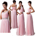 NEW Elegant Evening Formal Party Gown Prom Wedding Bridesmaid Dress ❤FULL SIZE❤