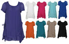 Quelque by FILO Layered Short Sleeve Tunic Top Brand New SIZES 10 12 14 16 18 20