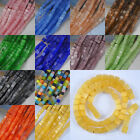 """6MM Cat's Eye Cube Loose Beads Strand 15"""" Selected Color Jewelry Making"""
