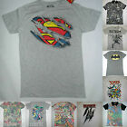 PRIMARK MEN'S MARVEL / DC COMICS T SHIRT TEE SHIRT TOP NEW UK XS - XL SUPERHERO