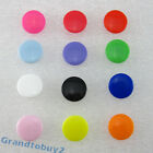 50 SETS KAM SIZE 20/T5 PLASTIC RESIN COLOR SNAP FASTENERS PRESS STUD POPPERS AU