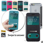 iPhone 5C 5S 5 Case NEW Flip Cover For Apple