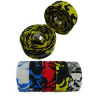 2Pcs Mountain Bike Bicycle Cycling Belt Handlebar Tape Wrap 2 Bar Plug 5 Color