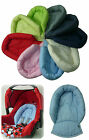 Multi-use CAR SEAT / PARM / BOUNCER head hugger Support -10  colors