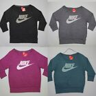 Nike Womens Gym Vintage Crew Multiple Colors 545548