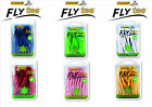Champ Zarma Fly Tees - 30 Pack - Choice of Colours & Sizes