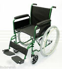 CareQuip Standard Manual Wheelchair with removable wheels