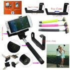 Handheld Wireless Bluetooth Mobile Phone Self Monopod For Galaxy S5 S4 S3 Note3