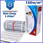 Electric Underfloor Undertile Heating Mat 150w ALL SIZES 1-24m² - MAT ONLY