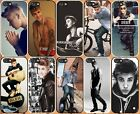 Justin Bieber for iPhone 6 6+ 4S 5/5S 5C Samsung Galaxy S3/4/5 Note 2/3/4 Case