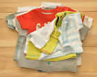 Short sleeve T-shirt from  Next, George, H&M for newborn, 0-3-6 months old boy
