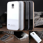 New Gorilla Glass Aluminum Metal Case Cover For Samsung S5 i9600 Note 3 N9000 S4