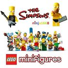 Lego Simpsons Minifigures New in SEALED PACKETS Choose your Figure Series 71005