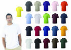 NEW Hanes Men's ComfortSoft Heavyweight 100% Cotton T-Shirt Tagfree S-4XL 5280