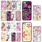 Fashion Colorful Painted Pattern Back Skin Case Cover Protector For iPhone 5 5S