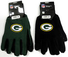 NWT NFL Green Bay Packers No Slip Gripper Utility Work Gloves W/ 3D Logo Adult on eBay