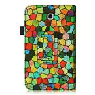 Folio Smart Case Stand Leather Cover for Samsung Galaxy Tab 4 Nook 7-inch Tablet