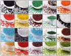 50g Glass Seed Beads - Size 8/0 -  Approx 3mm - Jewellery Making - Craft