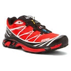 Salomon Mens S-LAB XT 6 Red/BlackWhite Synthetic Trail Running Shoes L35456300