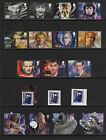 2013  Single Stamps of All Dr Who or Tardis - 18 choices  ( SG 3437 - SG 3452 )