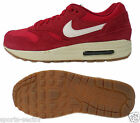 Nike Air Max 1 Essential Mens Trainers Shoes Suede Size 7