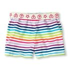 Girl's The Children's Place Striped Foldover Shorts- NWT Sizes 5/6, 7/8 & 10/12!
