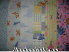 CHILD XL TODDLER BIB HANDMADE DISNEY WINNIE THE POOH