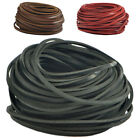 Lambland 1 Pair Of Genuine Leather Laces - 1 Metre Length