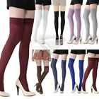 New Classic Girl Lady Women Sexy False Over Knee High Stockings Tights Pantyhose